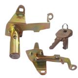 قفل سوئیچی کاپوت 206