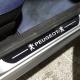 برچسب پارکابی خودرو مدل Peugeot مناسب برای پژو 206 و 207