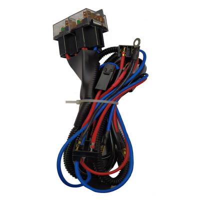 رله آفتامات تقویت چراغ خودرو پژو 206 و 207